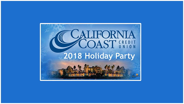 CCCU Holiday Party