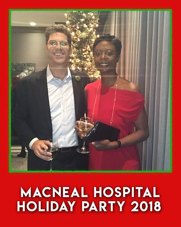 MacNeal Hospital Holiday Party (12/15/18)