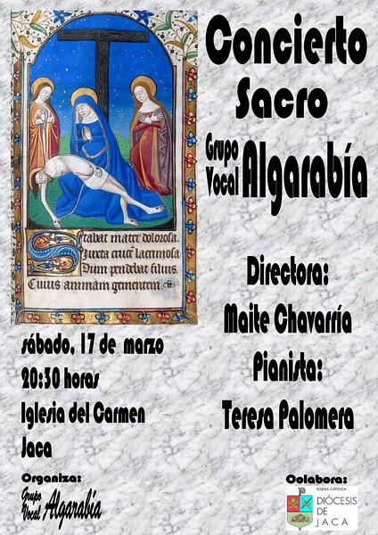 Concierto Sacro 17-03-2018