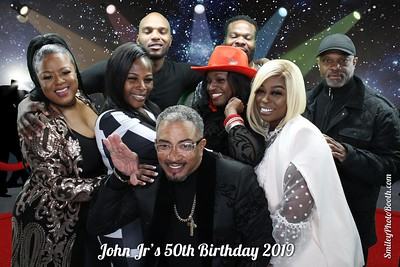 John Jr's 50th Birthday November 16, 2019