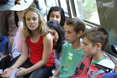 5th Grade Field Trip-- The Getty Center 5/10/12