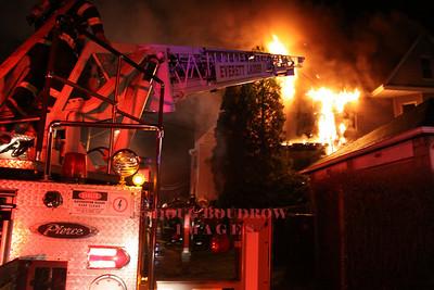Everett, MA - 2nd Alarm, 8 Blake Terrace, 3-10-10
