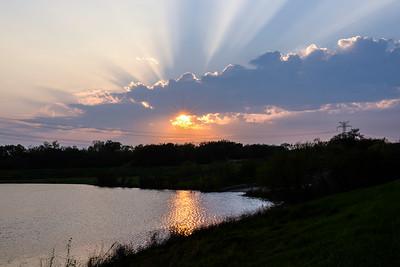 Creekwood West Campus - Sunset