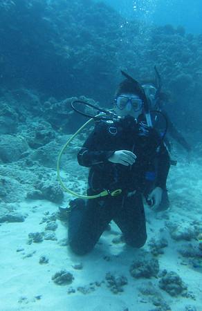 Open Water Certification 13-Mar-2012