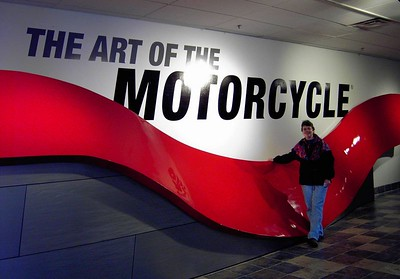 Art of the Motorcycle, Memphis