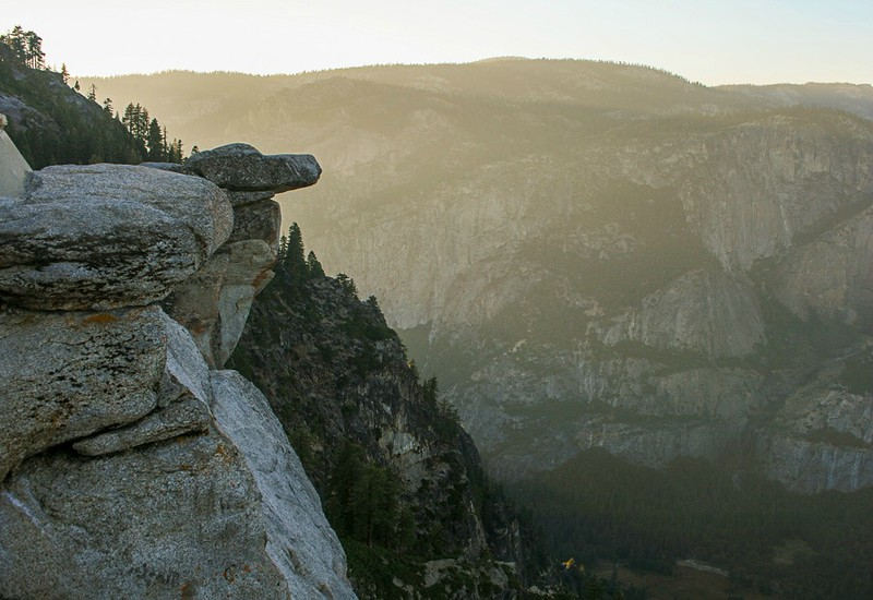 A Panoramic Hike through Yosemite