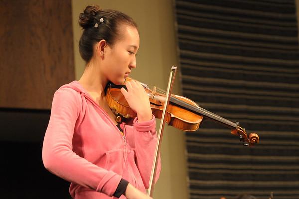 PVRSO performs at Nova Church and Botanic Gradens