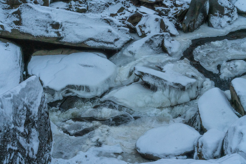 Landscape: Brandywine Creek   Cuyahoga Valley National Park