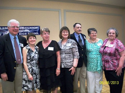 NDL- Ray Richard, Evelyn Paradis,Claire Genereux, Lee Fortier, Elaine Charest, Louise A. Poirier.JPG