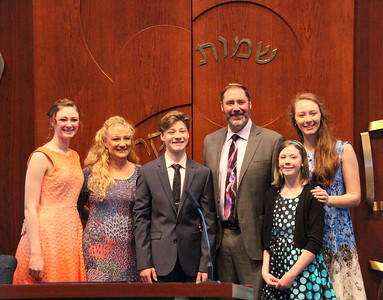 Jacob Anthony Noble's Bar Mitzvah & Party