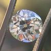 1.62ct Antique Cushion Cut Diamond GIA J VS1 15