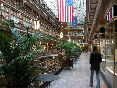 2002-11-27 Downtown Cleveland