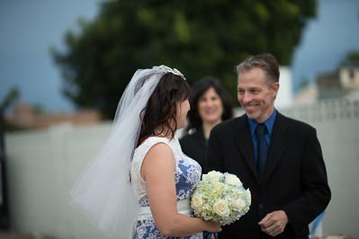 Brian and Alicia