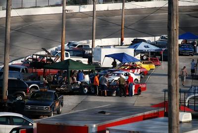 Newport Speedway July 2012
