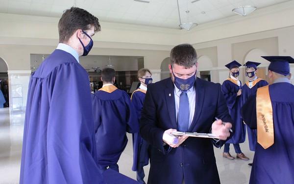Graduation 2020 (PM ceremony)