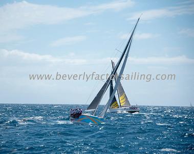 EL OCASO INKA TEAM - Under Sail