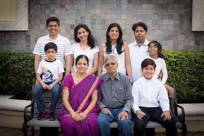 Prashant and Family