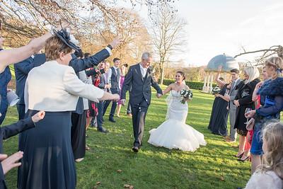 Claire & Richard Wedding Previews 221216
