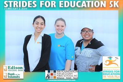 Strides for Education 5K 2019