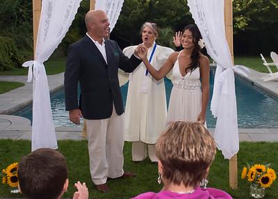 Oselinda & David's Wedding 2015