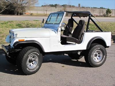 Bill's Jeep CJ7