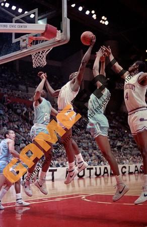 Columbia Men's Basketball