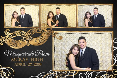 McKay High School Prom 4.27.2019