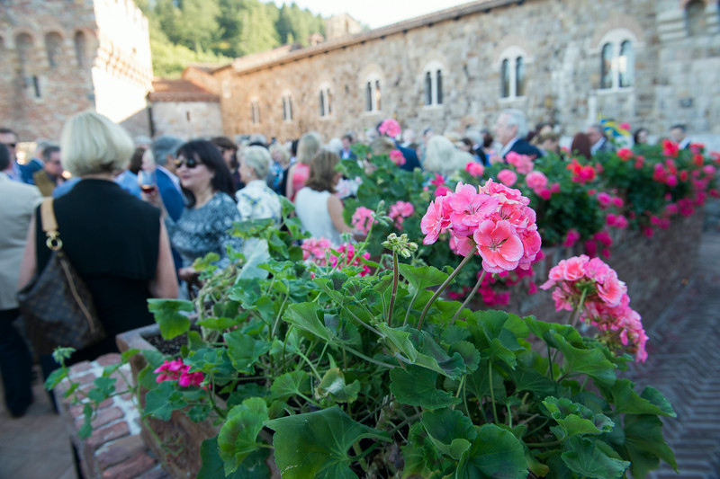 Festival Napa Valley Opening Night Concert at Castello di Amorosa