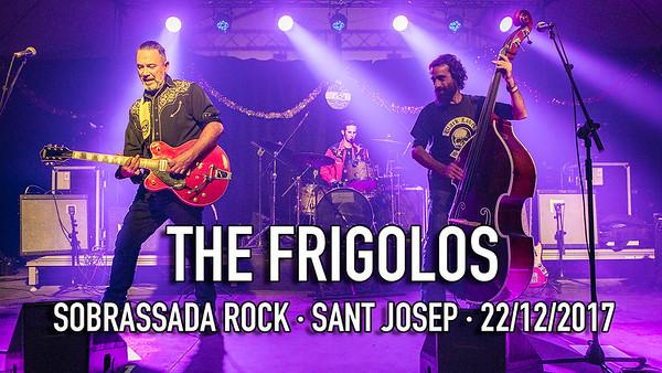 FRIGOLOS SOBRASSADA ROCK
