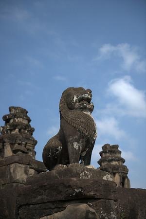 Angkor views