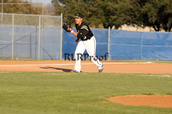 Cleburne JV vs Connolly March 9, 2014