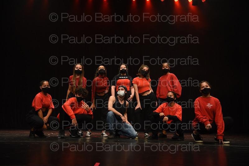 Hip Hop Iniciante (Profª Caio Rodrigo)