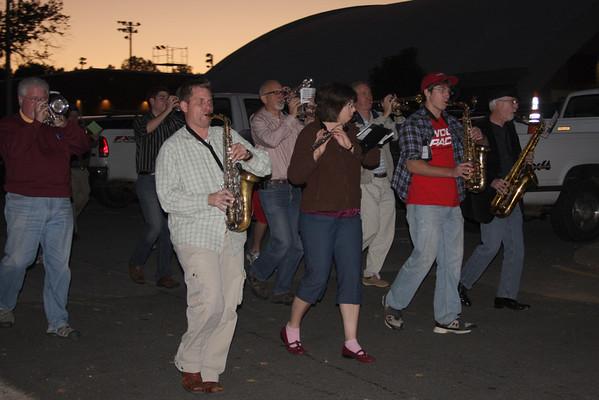 2010-10-29: Cary Band Day Alumni Reception