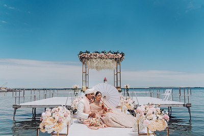 Anchal & Suhas Wedding