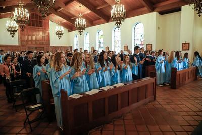 Grade 8 Graduation & Mass