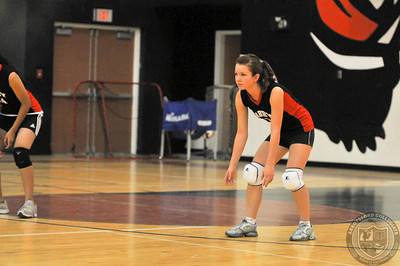 2009 Jr. Girls Volleyball