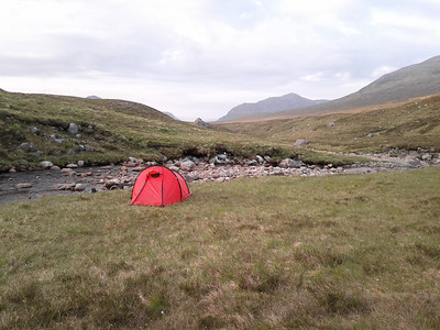 Beinn Eibhinn camping expedition