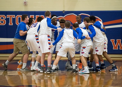 Woodstown Basketball 2017