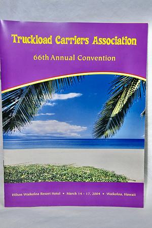 3-14 to 17-2004 TCA Annual @ Waikoloa, Hawaii