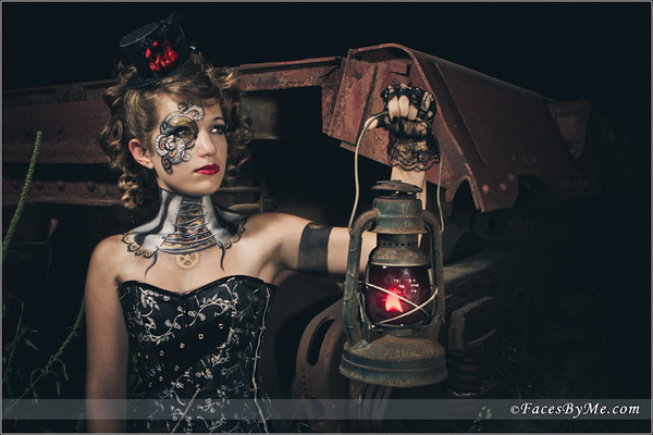 Steam Punk - Photo Shoot