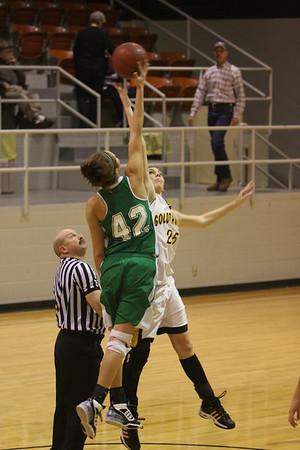 January Varsity Girls Basketball