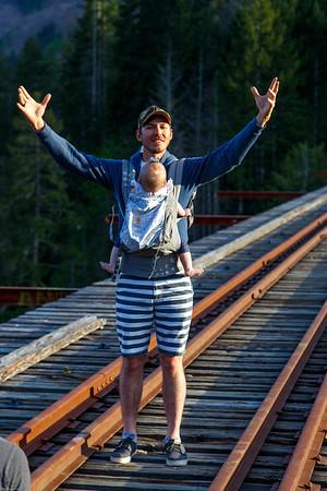 Vance Creek Viaduct Bridge