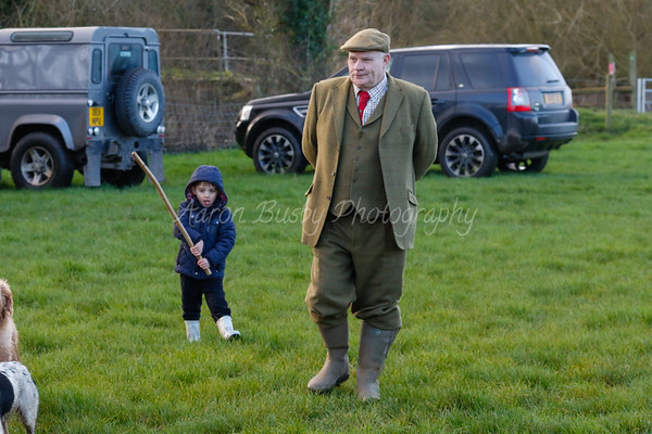Hall Farm Shoot 1st February