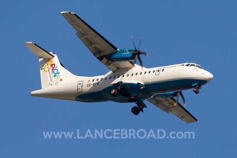 Bahamasair ATR 42-600 - C6-BFV - MCO