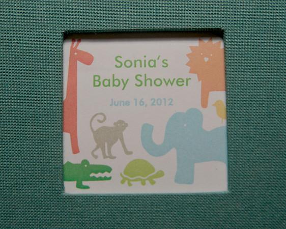 Sonia Kapadia Baby Shower
