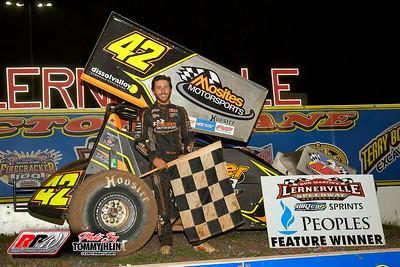 Lernerville Speedway - 9/3/21 - Tommy Hein