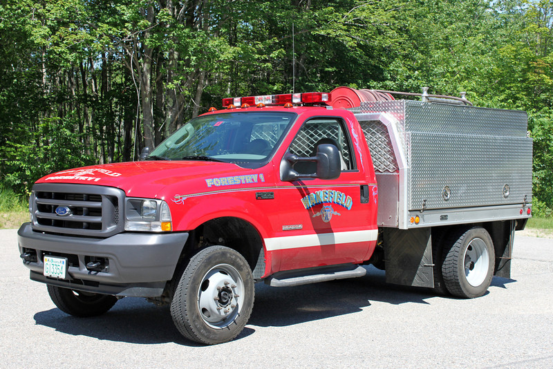 Forestry 1   2004 Ford/Lakes   250/250