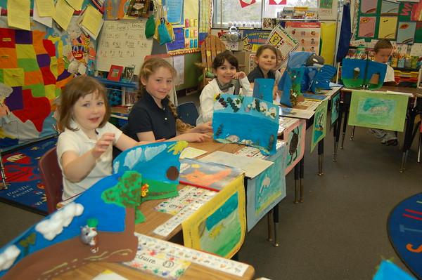 Second Grade Endangered Species Fair