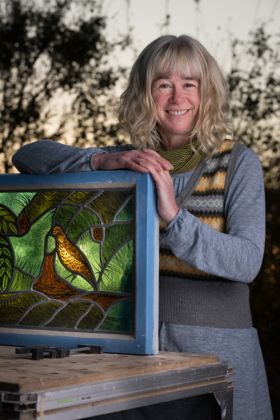 Debbie Copley, Stained Glass Artist