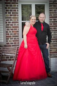 Huwelijk Tony & Nathalie